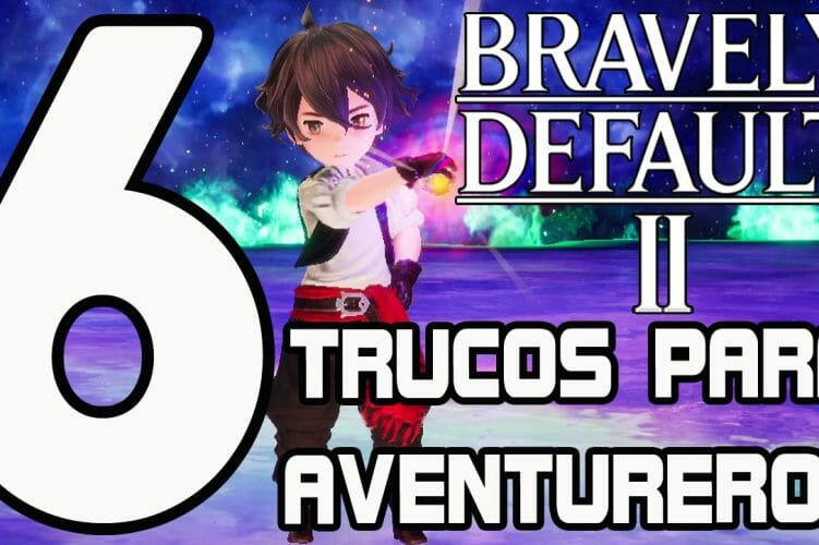 6 trucos Bravely Default 2