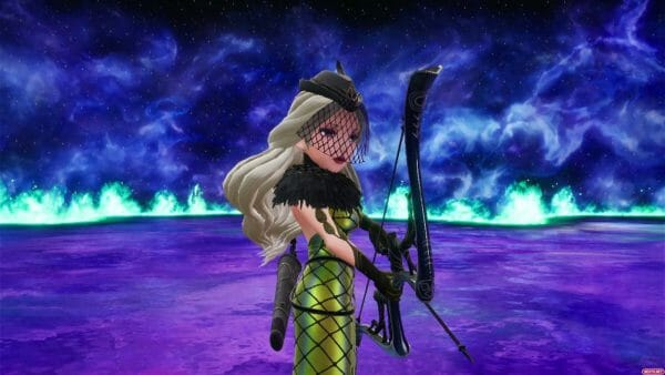 Bravely Default II Cazador Lily