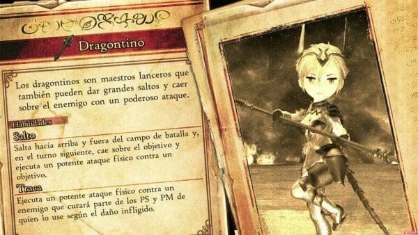 Bravely Defult II Marta Dragontino