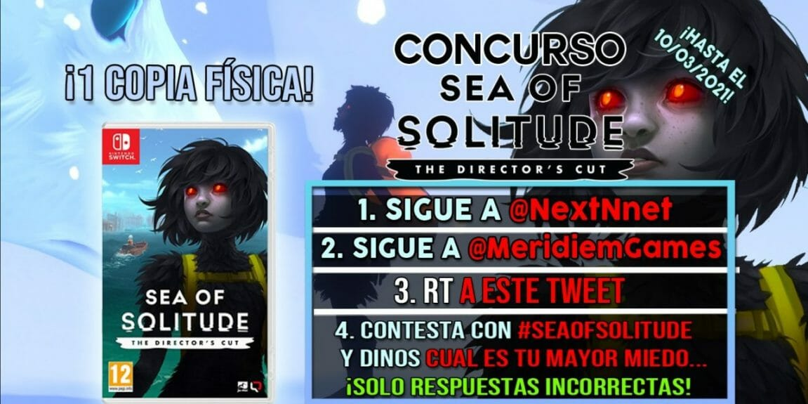 Concurso Sea of Solitude