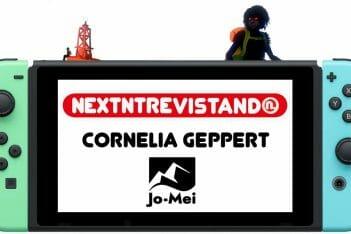 NextNtrevistando - Cornelia Geppert