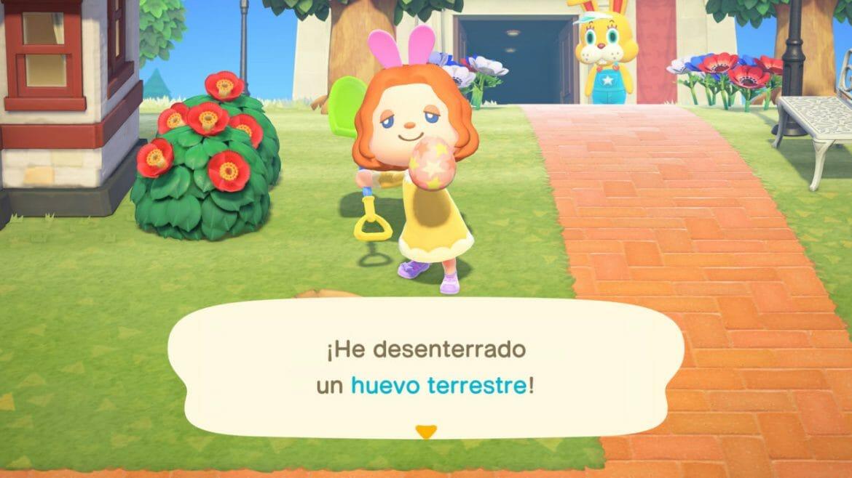 Animal Crossing New Horizons actualizacion aniversario Coti Conejal