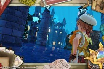 Atelier Ryza 2 Actualización 1.0.4 Nintendo Switch Pack Musical Atelier Online Modo Foto Nuevas Poses Marcos