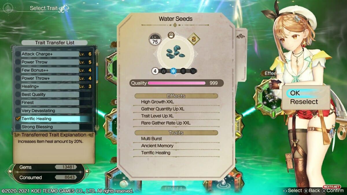 Atelier Ryza 2 Análisis Nintendo Switch
