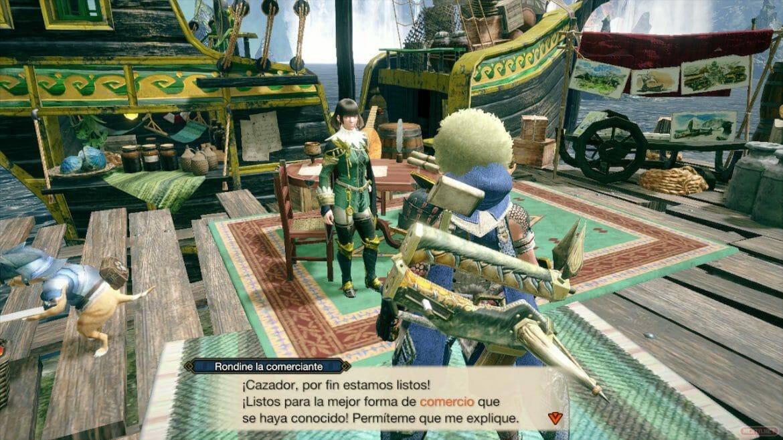 Análisis Monster Hunter Rise Argosy