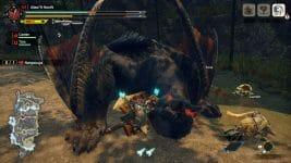 Análisis Monster Hunter Rise