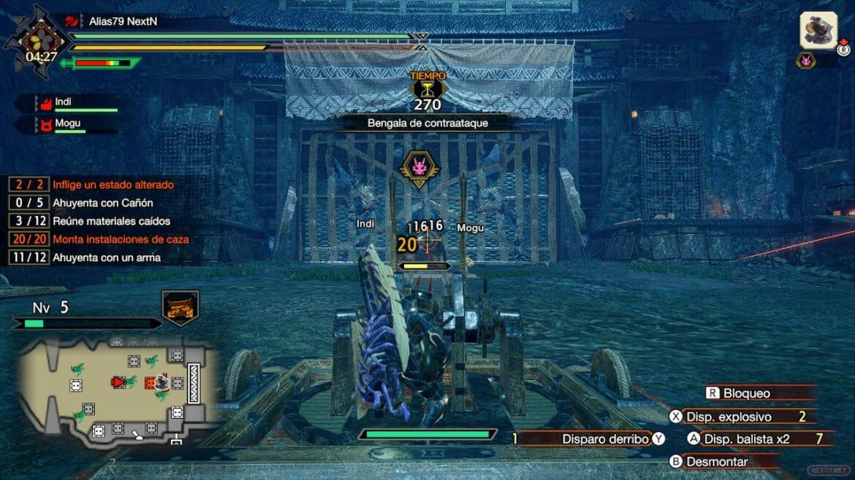 Análisis Monster Hunter Rise Frenesí