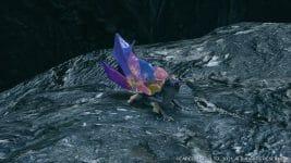 Guía Monster Hunter Rise Lagarto de Roca