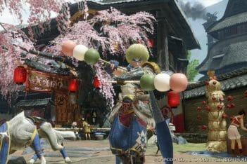 Análisis Monster Hunter Rise Kamura