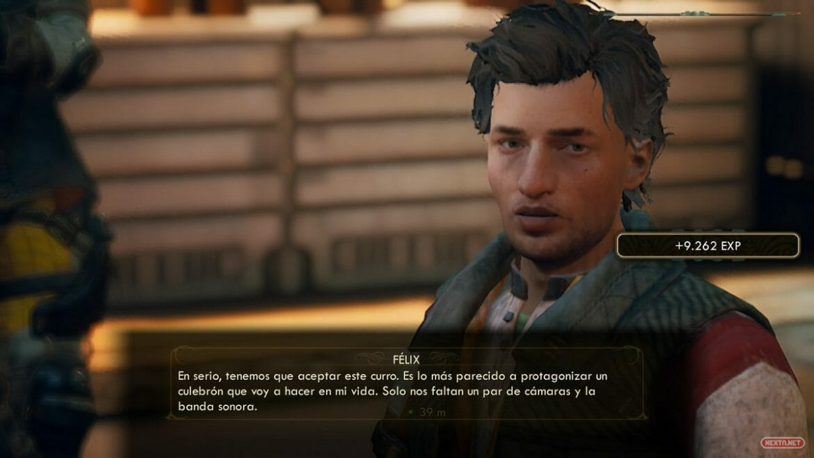 The Outer Worlds Peligro en Gorgona