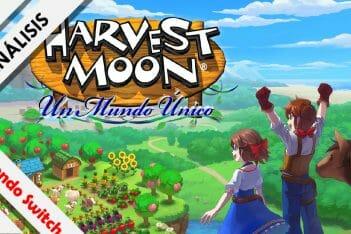 Harvest Moon: Un mundo único
