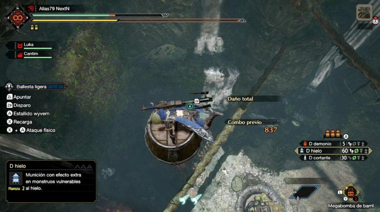 Guía Monster Hunter Rise Bombardero aéreo