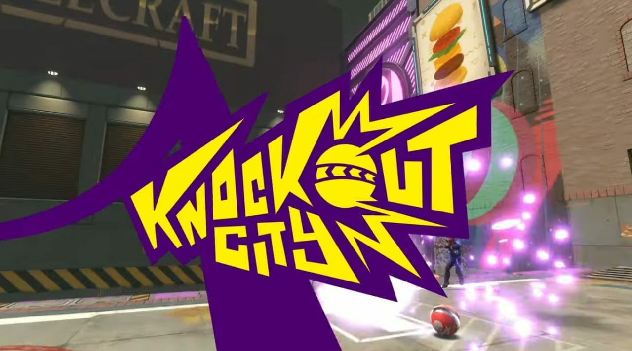 this is knockout city