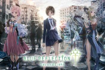 Blue Reflection Second Light Nintendo Switch PS4 Steam