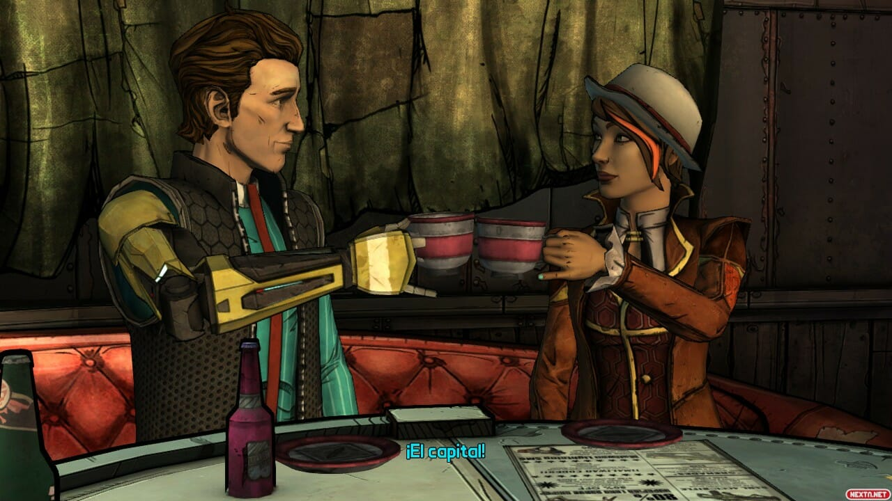 Tales from the Borderlands Nintendo Switch