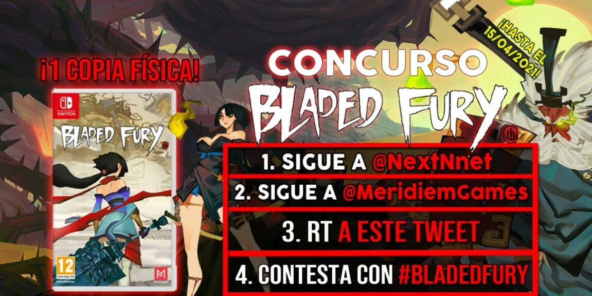 Concurso Bladed Fury