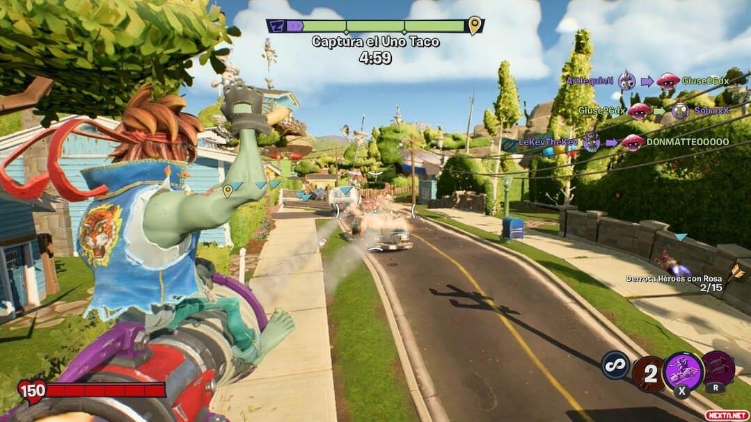 Plants vs Zombies: Battle for Neighborville Edición Completa