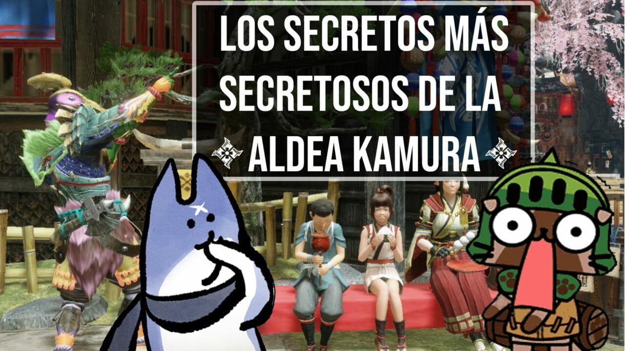 Secretos más Secretosos Aldea Kamura