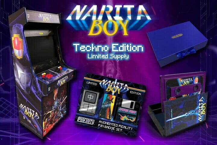 Narita Boy Techno Edition