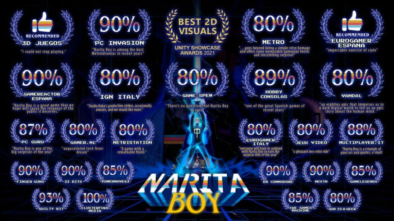 Narita Boy Techno Edition