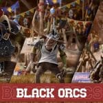 Blood Bowl 3 Orcos Negros