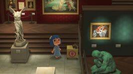 Animal Crossing New Horizons Dia de los Museos 2021