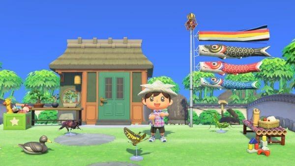 Día del Niño Japón objetos temporada 2021