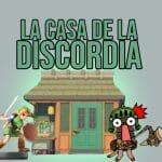 La casa de la Discordia Animal Crossing