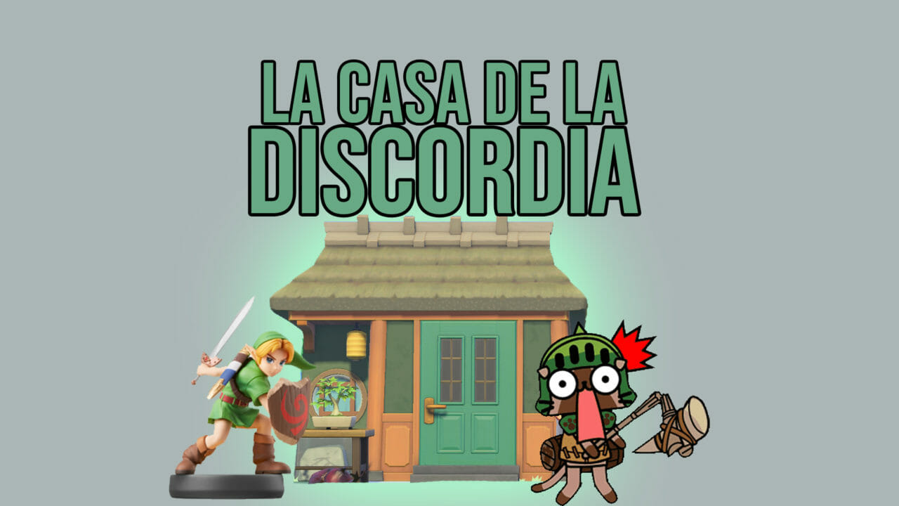 La casa de la Discordia Animal Crossing