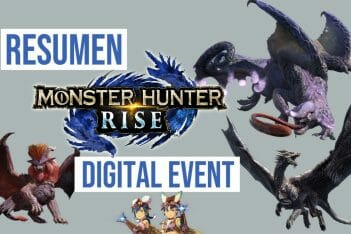 Monster Hunter Digital Event - Resumen