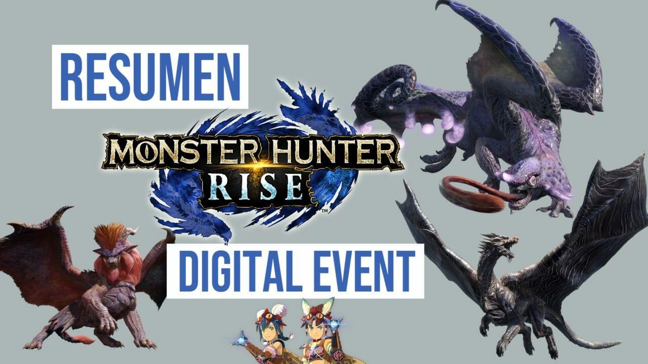 Monster Hunter Digital Event - Resumen