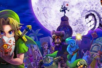 The Legend of Zelda Majora's Mask