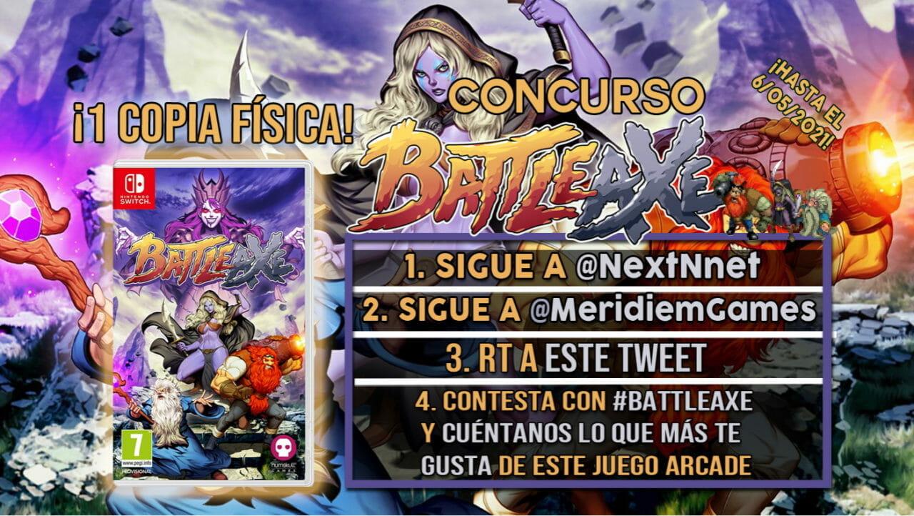 Concurso Battle Axe
