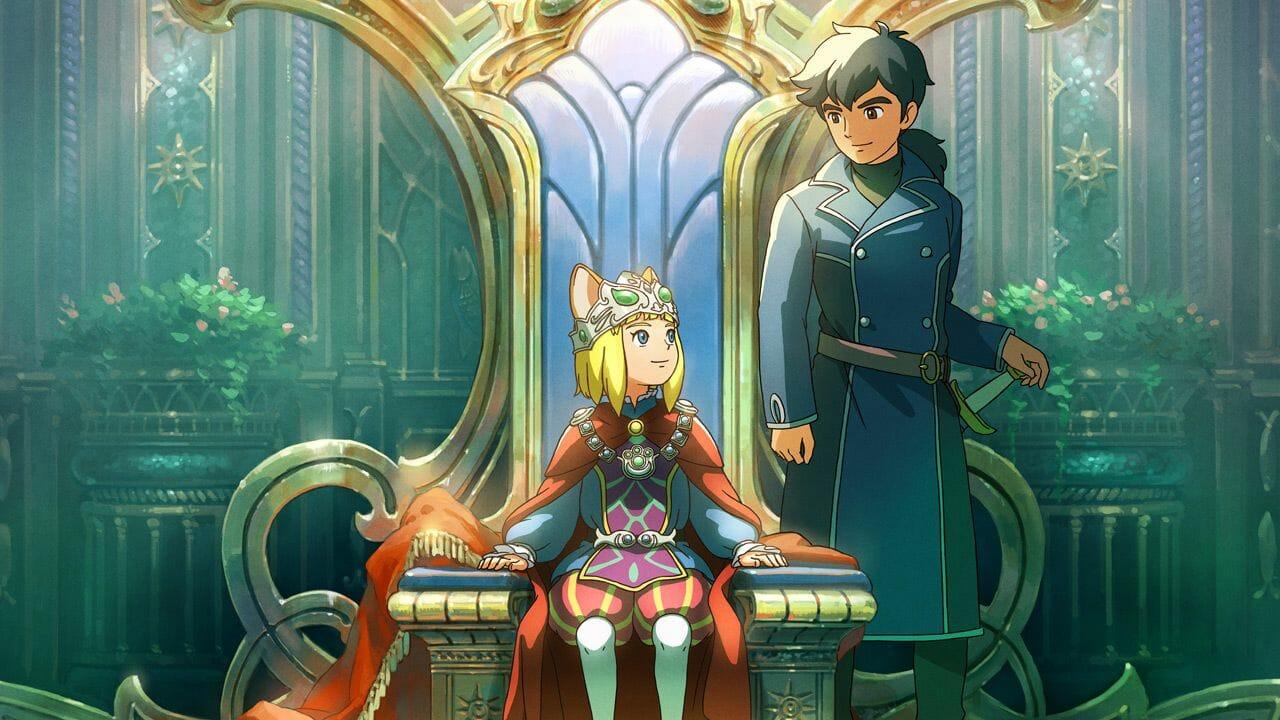 Ni No Kuni II El Renacer De Un Reino Switch