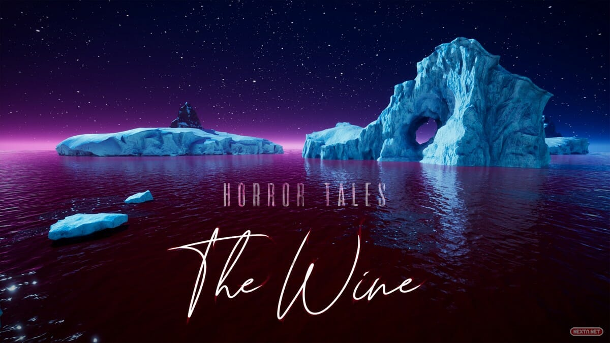 Horror Tales: The Wine