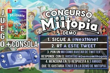 Concurso Demo Miitopia