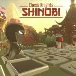 Chess Knights Shinobi