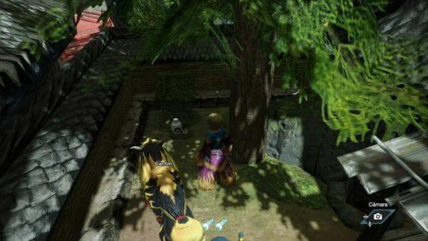Guía turística Secretos Aldea Kamura Monster Hunter Rise