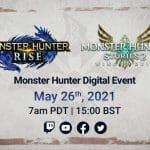 Monster Hunter Digital Event Monster Hunter Rise 3.0
