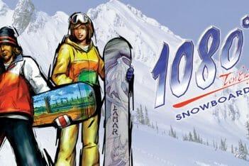 1080º Snowboarding