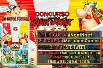 Concurso Asterix & Obelix XXL Collection