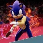 Sonic en los Juegos Olímpicos de Tokyo