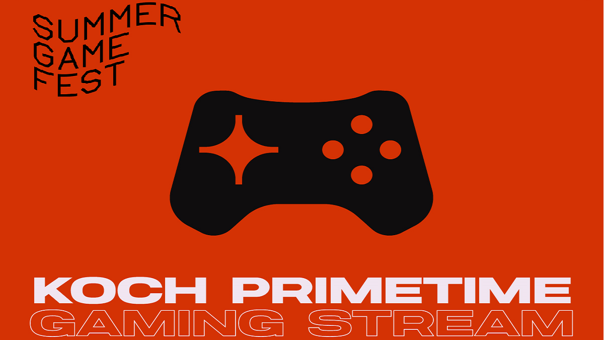Koch Media Summer Game Fest Koch Primetime