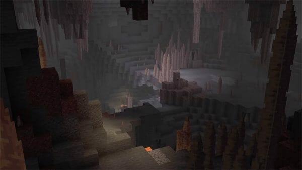 Minecraft 1.8 Caves & Cliffs