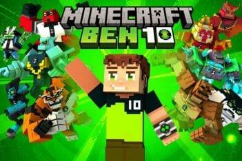 Minecraft DLC Ben 10