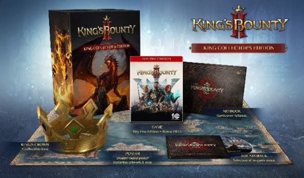 King's Bounty II edición King