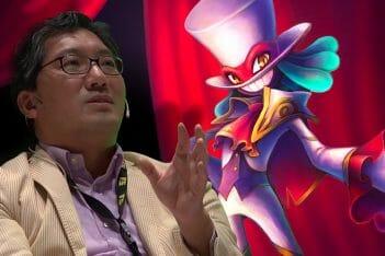 Yuji Naka Balan Wonderworld