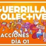 Reacciones Guerrilla Collective 2