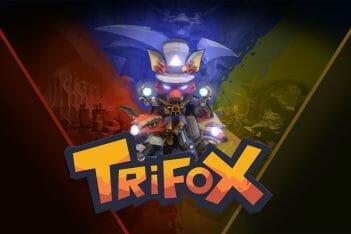 Trifox zorros armas