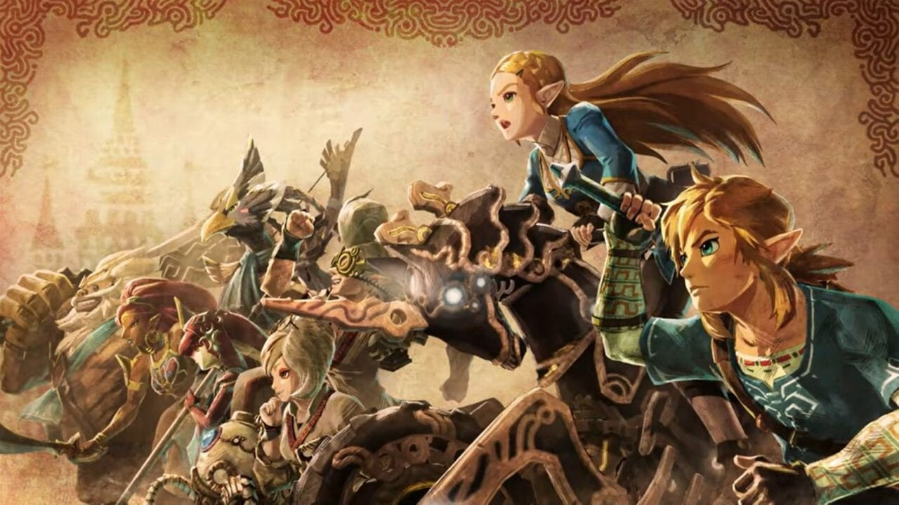 Hyrule Warriors pase expansion